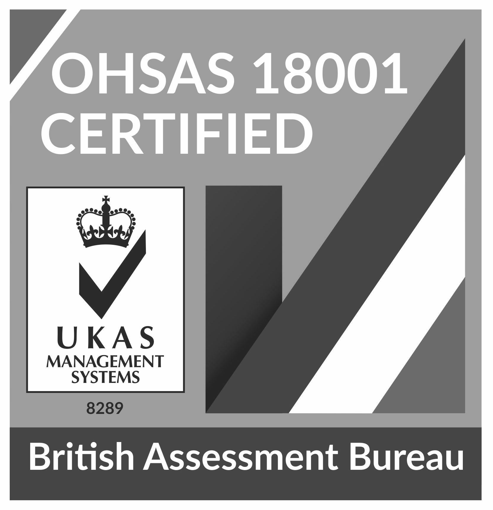 UKAS-OHSAS-18001(b&w)